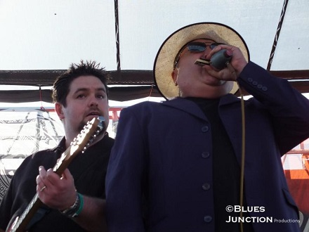 Blues Junction Productions Sugar Ray Norcia The Blues